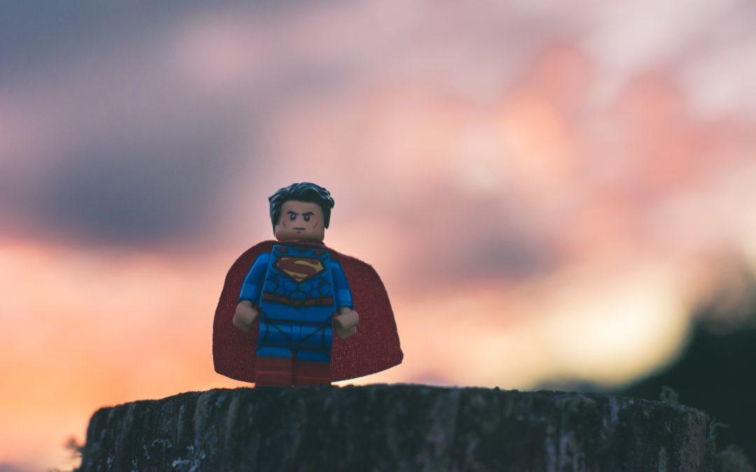Column 25 – Superheld