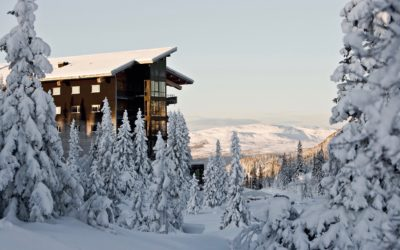 Copperhill Mountain Lodge – Zweden
